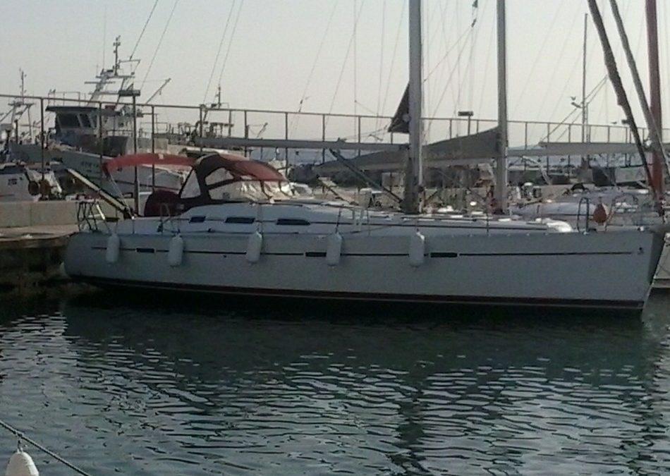 S/Y Beneteau Oceanis 393