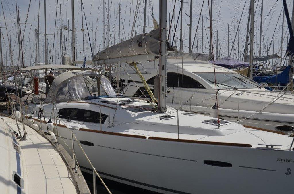 S/Y Beneteau Oceanis 43